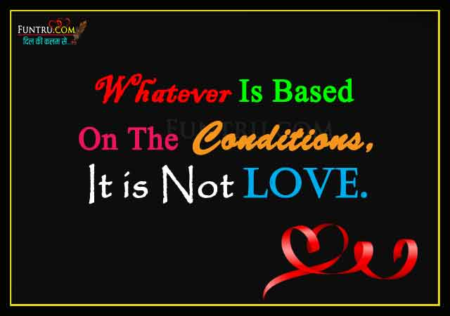 Love Quotes English and Hindi